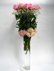 12 Exquisite Pink from Dallas Sympathy Florist in Dallas, TX
