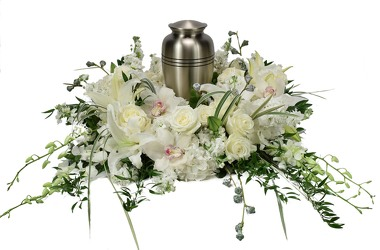 Majestic Urn Arrangement from Dallas Sympathy Florist in Dallas, TX
