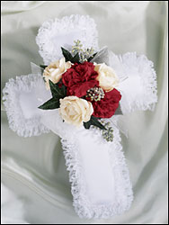 Touch of Sympathy Casket Adornment from Dallas Sympathy Florist in Dallas, TX