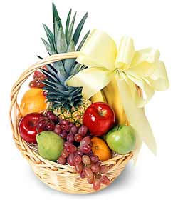 Fruit Basket from Dallas Sympathy Florist in Dallas, TX