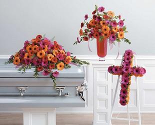 In Loving Memory From Mockingbird Florist Dallas Tx